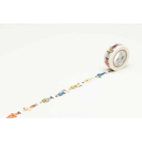 mt / Designová samolepiaca páska Work human