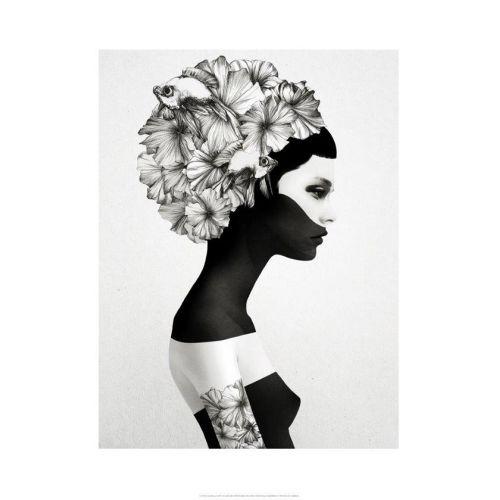 Ruben Ireland / Grafický plagát Marianna 70x100 cm