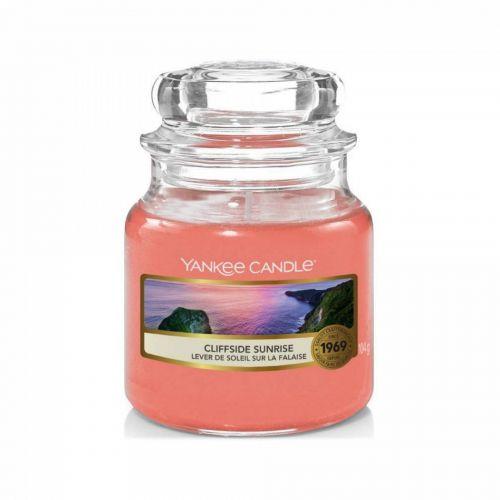Yankee Candle / Sviečka Yankee Candle 104g - Cliffside Sunrise