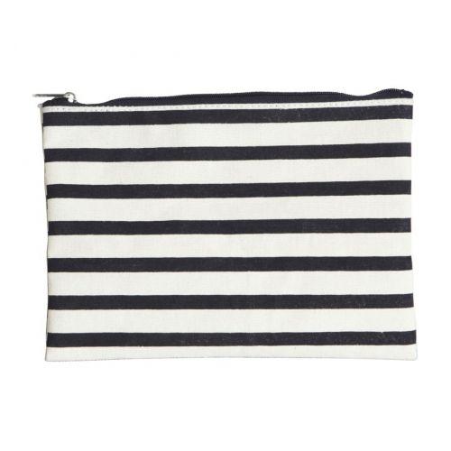 House Doctor / Kosmetická taštička Stripes