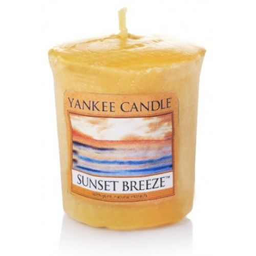 Yankee Candle / Votívna sviečka Yankee Candle - Sunset Breeze