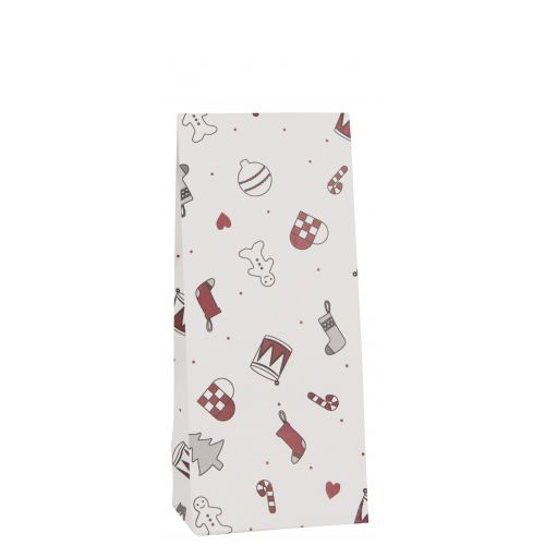 IB LAURSEN / Papierový sáčok Christmas 22,5cm