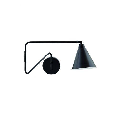 House Doctor / Nástenná lampa Game black/white
