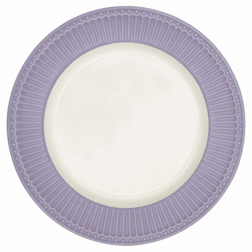 GREEN GATE / Obedový tanier Alice Lavender