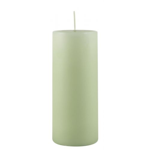 IB LAURSEN / Sviečka Light Green 15 cm