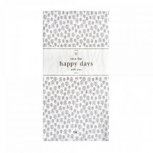 Bastion Collections / Papierové servítky Happy Days Tree - 16 ks