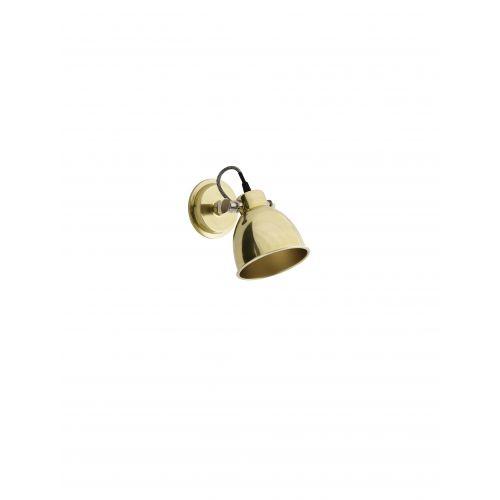 MADAM STOLTZ / Nástenná lampa Brass