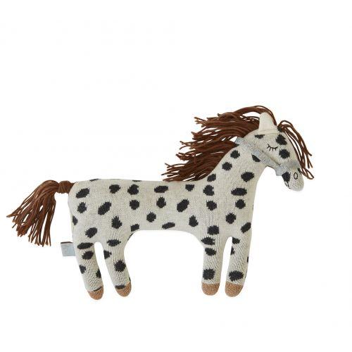OYOY / Pletená hračka Little Pelle Pony