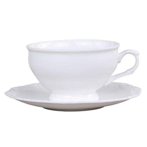 Chic Antique / Porcelánová šálka s tanierikom Provence
