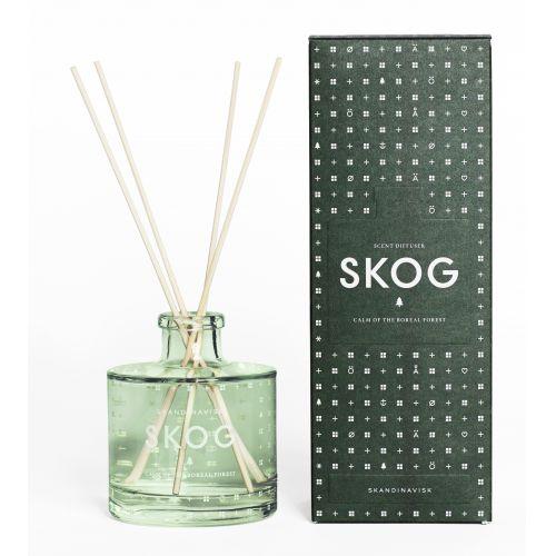 SKANDINAVISK / Vonný difuzér SKOG (les) 200 ml