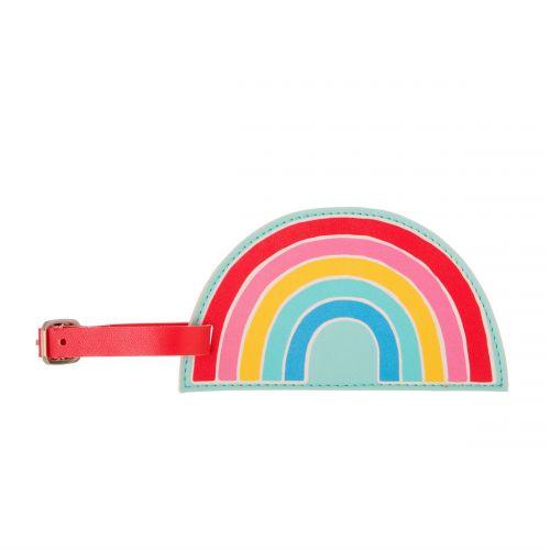 sass & belle / Menovka na batožinu Chasing Rainbow