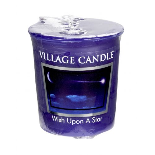 Village Candle / Votivní svíčka Village Candle - Wish upon a star