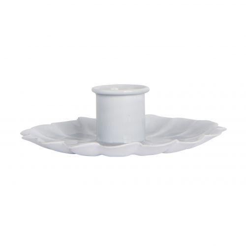 IB LAURSEN / Kovový svietnik Flower White/Mint