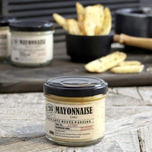 LE CRU Delicacies / Majonéza s chilli 110gr