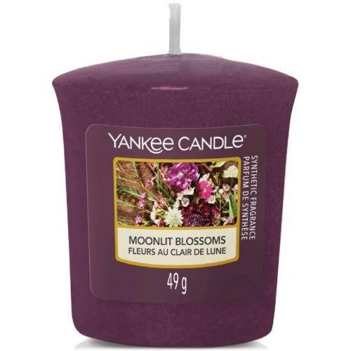 Yankee Candle / Votívna sviečka Yankee Candle - Moonlit Blossoms