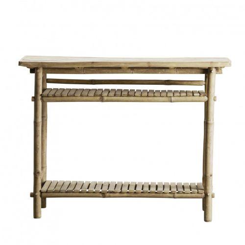 Tine K Home / Bambusový konzolový stolček Vietnam
