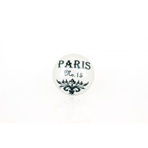 La finesse / Porcelánová úchytka Paris