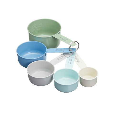 Kitchen Craft / Plechové odmerky Living Nostalgia - set 5 ks