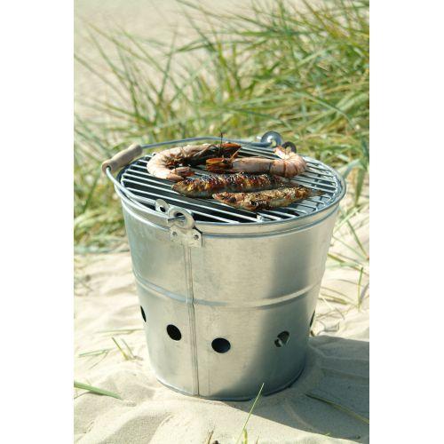 Garden Trading / Prenosný grill BBQ - menší