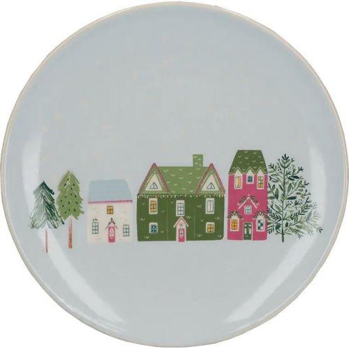 Kitchen Craft / Dezertný tanier Houses