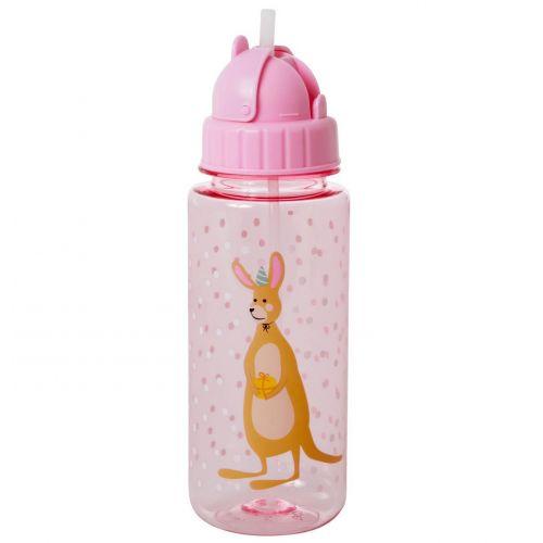 rice / Detská fľaša Party Animal Pink 500 ml