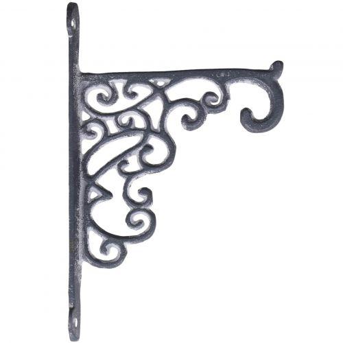 Chic Antique / Kovová konzola Antique Grey 23 cm