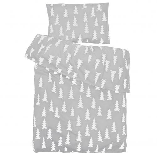 Fine Little Day / Detské obliečky Gran Grey 110x130 cm