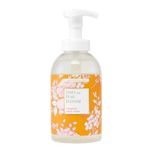 HEATHCOTE & IVORY / Tekuté penivé mydlo Pinks & Pear Blossom 520 ml