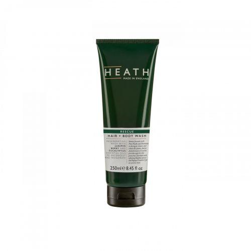 HEATHCOTE & IVORY / Pánsky umývací gél na telo a vlasy HEATH - 250ml