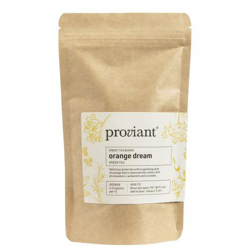 Proviant / Zelený čaj Pomarančový sen 100 g