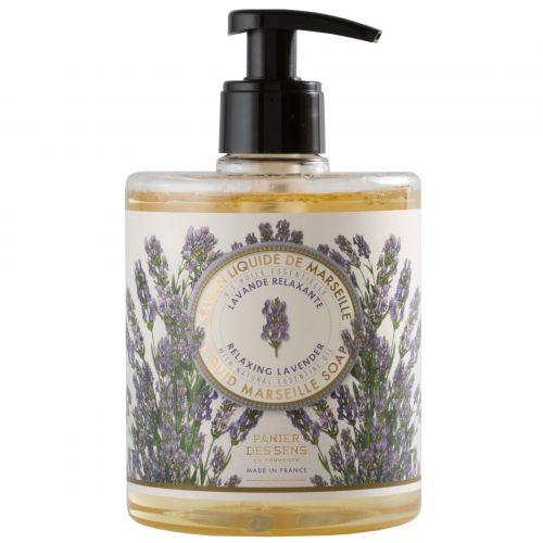 Panier des Sens / Relaxačné tekuté mydlo - Levanduľa