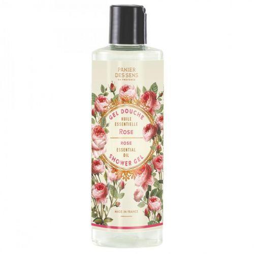 Panier des Sens / Omladzujúci sprchový gél - ruža