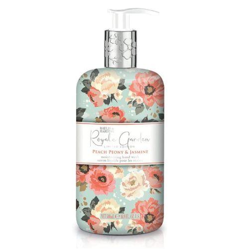 Baylis & Harding / Tekuté mydlo na ruky Peach Peony & Jasmine 500ml