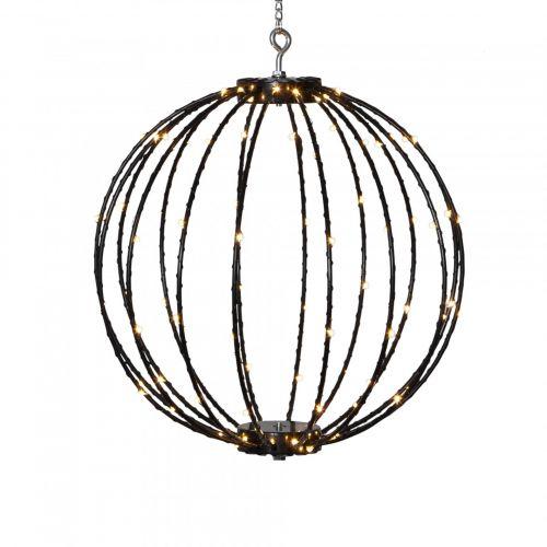 STAR TRADING / Závesná svietiaca dekorácia Mounty Ø30 cm