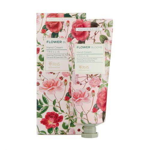 HEATHCOTE & IVORY / Krém na ruky Flower Blooms Trellis 100ml
