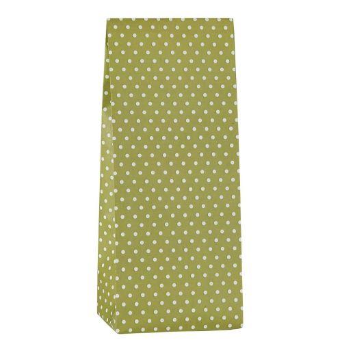IB LAURSEN / Papierové vrecko Herbal Green Dots S