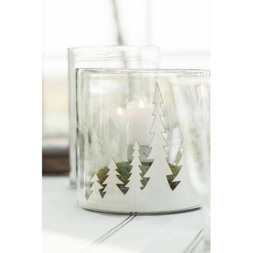 IB LAURSEN / Papírová dekorace Forest