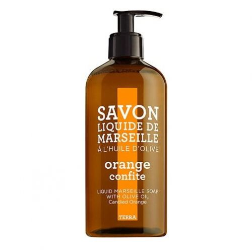 COMPAGNIE DE PROVENCE / Tekuté mydlo na ruky Candied Orange 500 ml