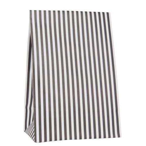 IB LAURSEN / Papierový sáčok lack stripes 28,5 cm