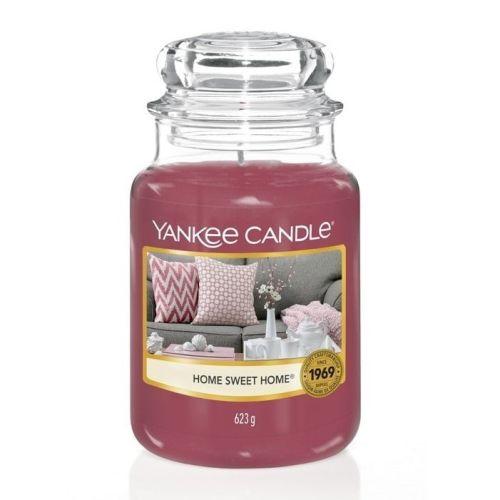 Yankee Candle / Sviečka Yankee Candle 623gr - Home Sweet Home