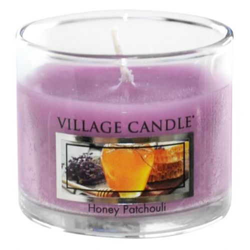 VILLAGE CANDLE / Mini svíčka Village Candle - Honey Patchouli