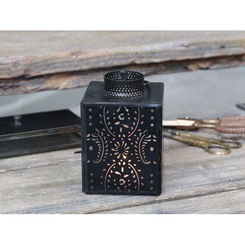 Chic Antique / Lampáš Antique Coal 14,5 cm