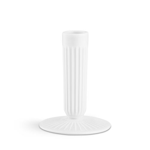 KÄHLER / Keramický svietnik Hammershøi White 12,5 cm