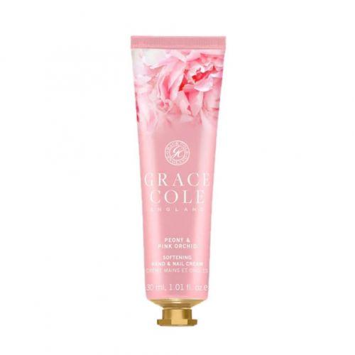 Grace Cole / Krém na ruky Peony & Pink Orchid 30ml