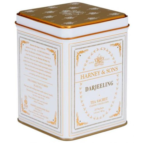 HARNEY & SONS / Čierny čaj Darjeeling
