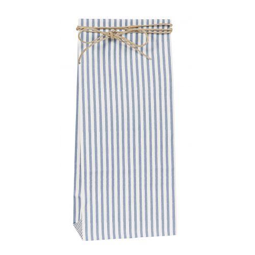 IB LAURSEN / Papírový sáček Blue stripe S