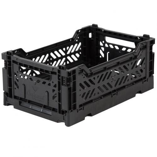 EEF lillemor / Skladacia prepravka Black – mini