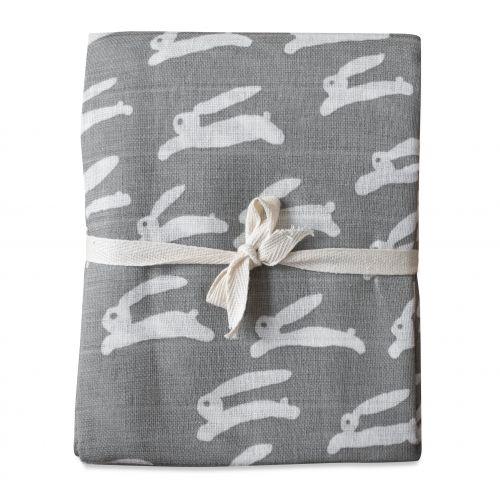 Fine Little Day / Detská mušelínová plienka Rabbit Grey