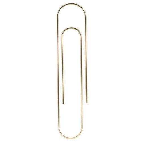 MONOGRAPH / Maxi kancelárska sponka Brass 25 cm