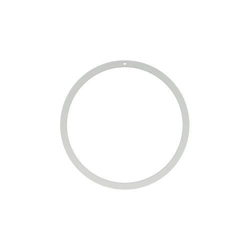 COOEE Design / Kovový kruh na dekorovanie Steel 20 cm